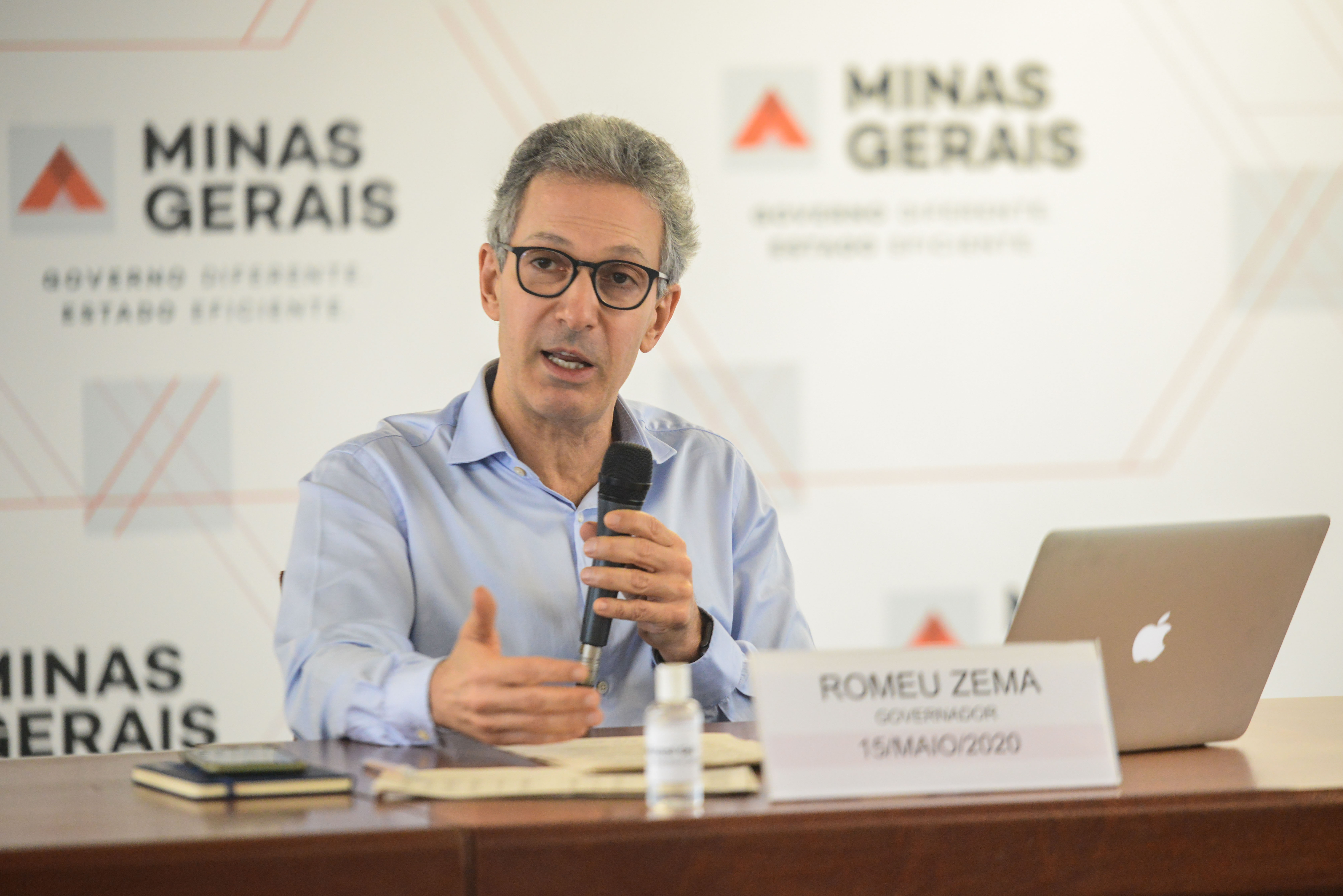 Governador mineiro cumpre agenda na região