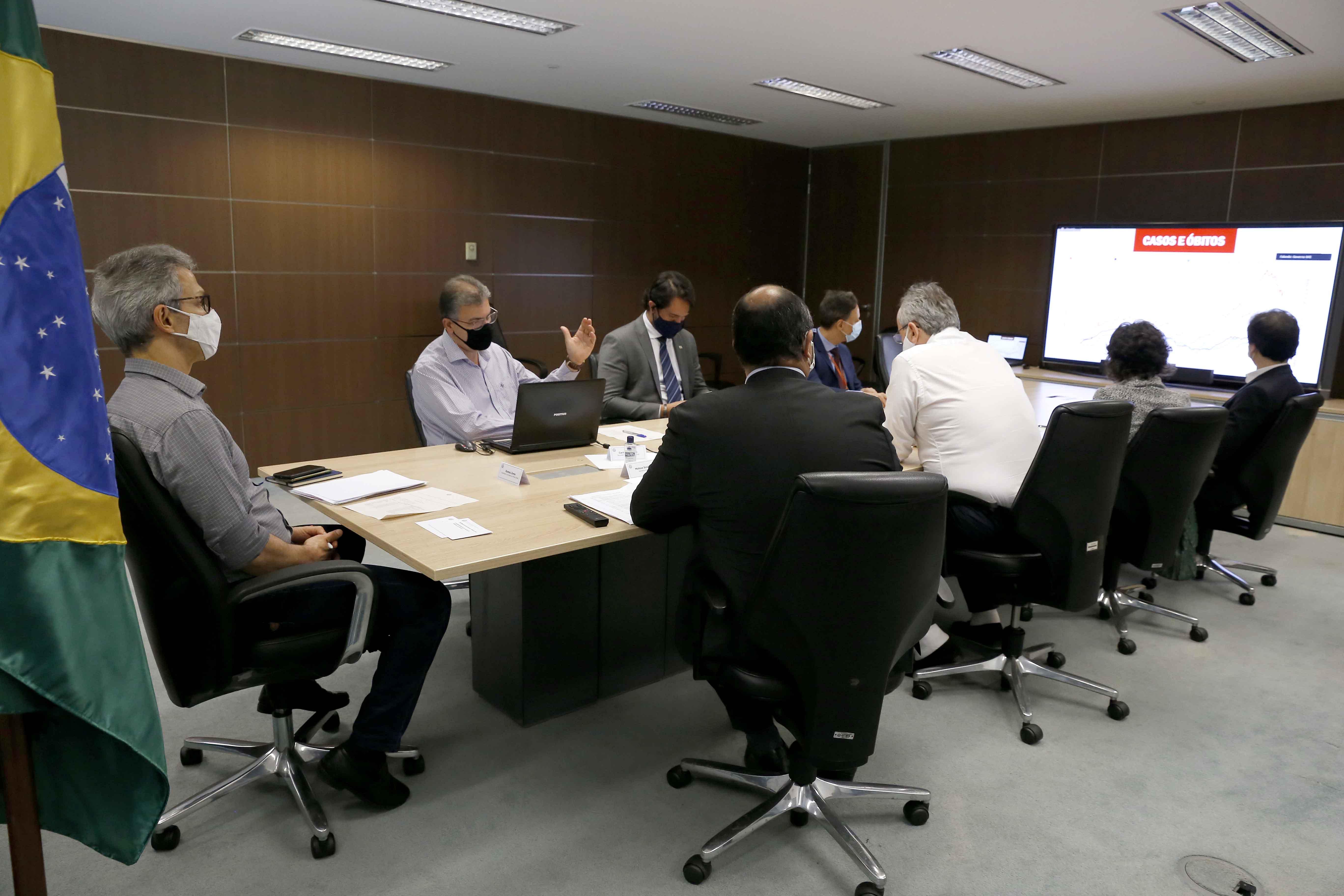 Minas Gerais já tem mais de 1,5 milhão de casos de Covid-19