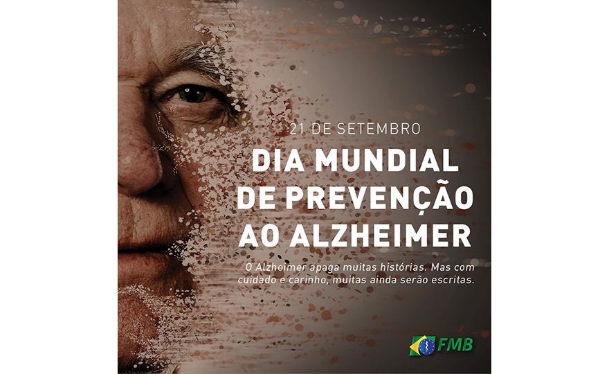 """""""Conhecer demência é conhecer Alzheimer"""""""